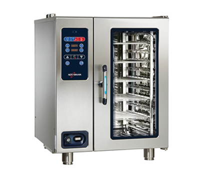 Alto Shaam CTC10-10GNG Single Full-Size Combi-Oven, Boilerless, NG