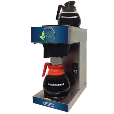 Bloomfield 4543-D2K Decanter-Style ECO Brewer 120v