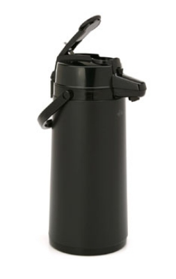 Bloomfield 7763-ALB 74-oz Lever Action Airpot w/ Glass Liner, Brew-T