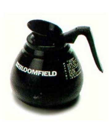 Bloomfield REG8900BL24 Black Handled Glass Decanter