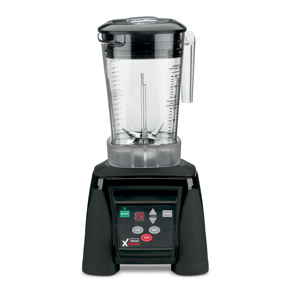 Waring MX1100XTXP Heavy Duty Xtreme High-Power Blender w/ 48-oz Capacity & Electronic Timer