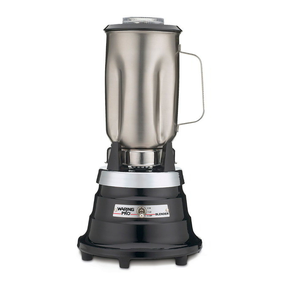 Waring PBB25 2-Speed Specialty Blender w/ 32-oz Stainless Carafe, Ebo