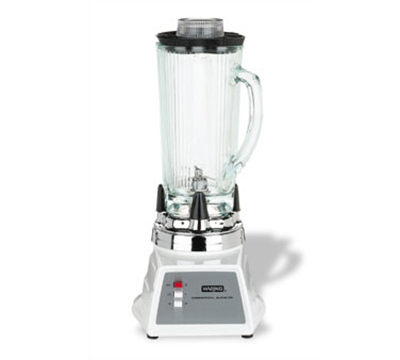 Waring 7011HG 240 2-Speed Food Blender w/ 40-oz Capacity & Heat Resistant Glass Container, 240/1V