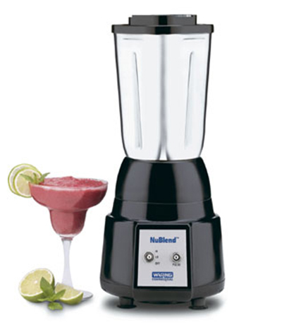 Waring BB180S NuBlend Bar Blender w/ 32-oz Capacity & Stainless Container, Toggle Switch