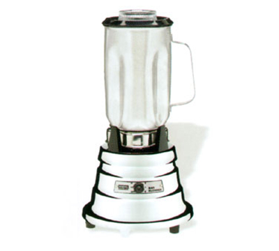 Waring BB900S 2-Speed Bar Blender w/ 32-oz Capacity & Toggle Switch, Chrome Zinc Base