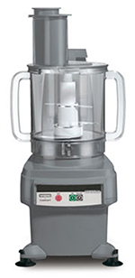 Waring FP2200 Food Processor w/ Vertical Chute Feed & Touchpad Contr