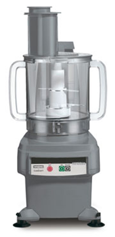 Waring FP2200 Food Processor w/ Vertical Chute Feed & Touchpad Controls