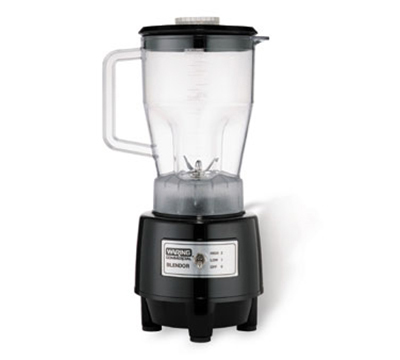 Waring HGB140 2-Speed Commercial Food Blender w/ .5-gal Capacity & Polycarbonate Container
