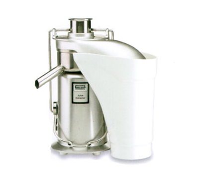 Waring JE2000 High Volume Juicer w/ Die-Cast Housing &