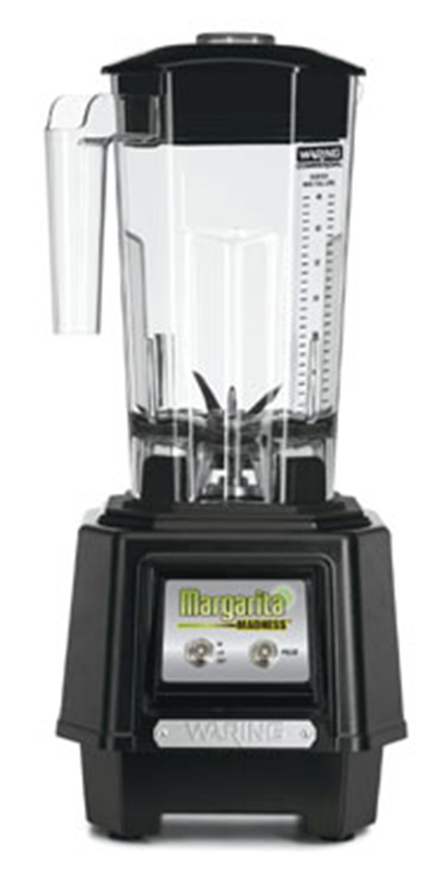 Waring MMB145 2-Speed Margarita Madness Blender - 48-oz Capacity, Poly/Stainless