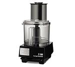 Waring WFP11S 2.5-qt Food Processor w/ Vertical Chute & Liquid Seal, 120 V