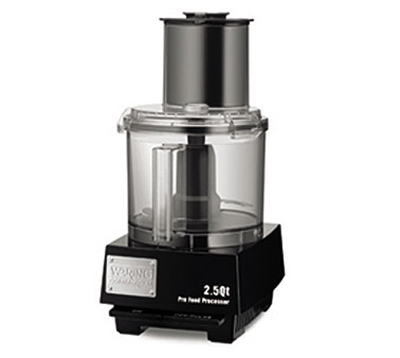 Waring WFP11S 2.5-qt Food Processor w/ Vertical Chute & Liquid Seal, 120 V