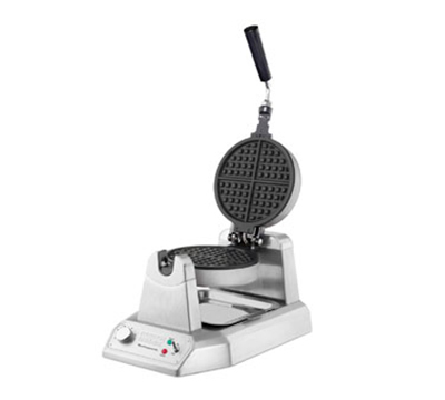 Waring WWD180 Classic Single Waffle Maker w/ Embedded Heating Element & Non-Stick Plates