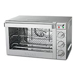 Waring WCO500X Half-Size Countertop Convection Oven, 120v/1ph