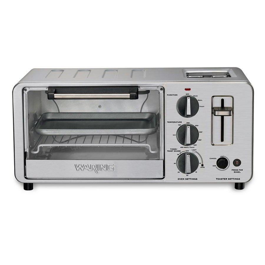 Waring WTO150 Countertop Commercial Toaster Oven - 120v/1ph