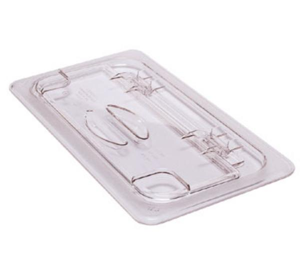 Cambro 30CWL135 FlipLid Food Pan Cover 1/3 Size Hinged Lid Restaurant Supply