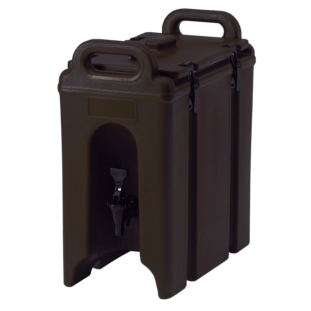 Cambro 250LCD186 Camtainer Beverage Carrier Insulated 2-1/2 gal Restaurant Supply