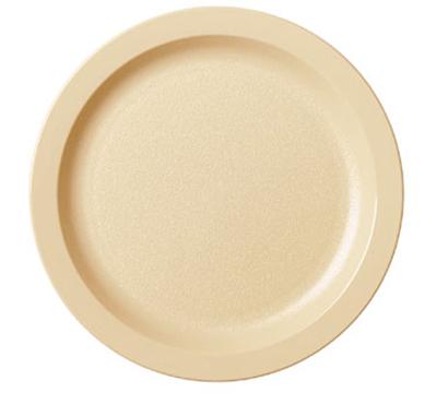 "Cambro 9CWNR133 9"" Camwear Plate - Beige"