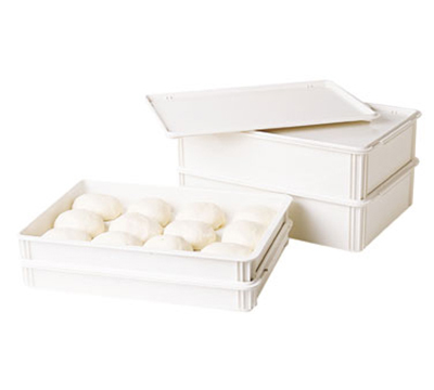 Cambro DB18266CW Pizza Dough Box - 26x18x6&quot