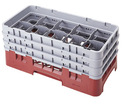 Cambro 10HS638416 Camrack Glass Rack