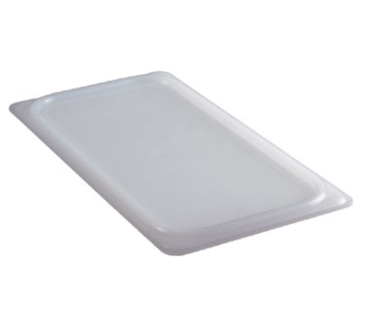 Cambro 40PPSC190 Food Pan Seal Cover - 1/4 Size, Translucent