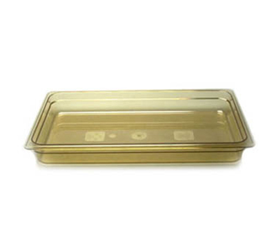 Cambro 12HP150 H-Pan Hot Food Pan - Full Size, 2