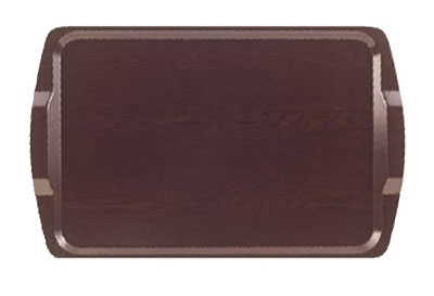Cambro 1525RST-384 Rectangular Room Service Tray -