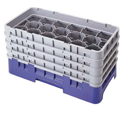 Cambro 17HS800151 Camrack Glass Rack - (4)Ext