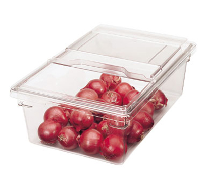 Cambro 1826SCCW135 Camwear Food Storage SlidingLid - Full Size, Clear