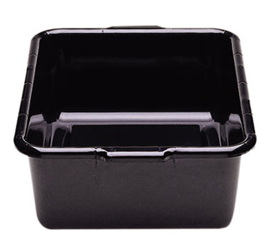 "Cambro 21157CBP110 Cambox Bus Box with Handle - 15x20x7"" H"