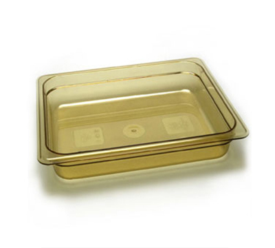 Cambro 22HP150 H-Pan Food Pan - Half Size, 2-1/