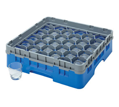 Cambro 30S1114168 Camrack Glass Rack - (6)Extend