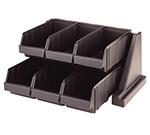 Cambro 6RS6110 Organizer Rack - (6)Bins, 20-1/8x17-1/4x9-1/4