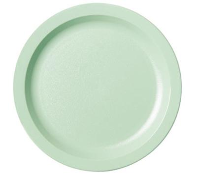"Cambro 825CWNR-148 8-1/4"" Camwear Plate - White"