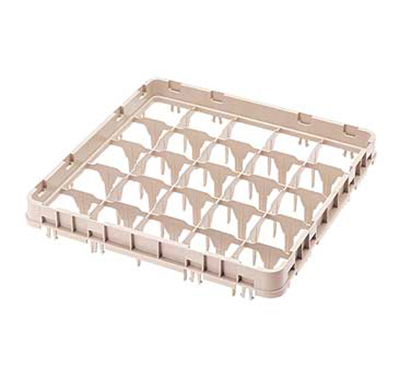 Cambro 25E1151 Full Drop Camrack Extender - Full Size, 25-Compartment, So