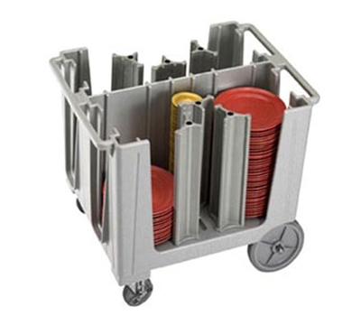 Cambro ADCS401 Adjustable Dish Cart - 6-T