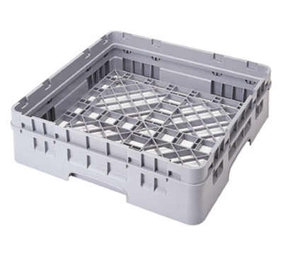 Cambro BR414186 Camrack Base Rack with Extender - 1-Compartment, 4