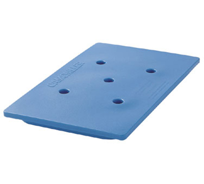 """Cambro CP1220159 Camchiller - Full-Size, 20-13/16x12-7/8x1-1/2"""" Cold Blue"""