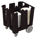 Cambro DCS1125110 Versa Dish Caddy - 4 Column, 11-1/4