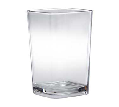 Cambro DG3CW 135 3.4-oz Dessert Glass -Polycarbonate, Clear