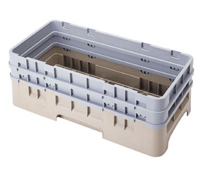 Cambro HBR578186 Camrack Base Rack - (2)Extend