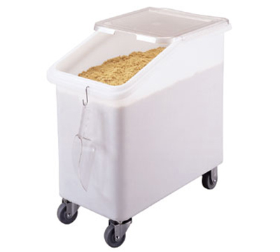 Cambro IBS27148 27-gal Mobile Ingredient Bin - Sliding C