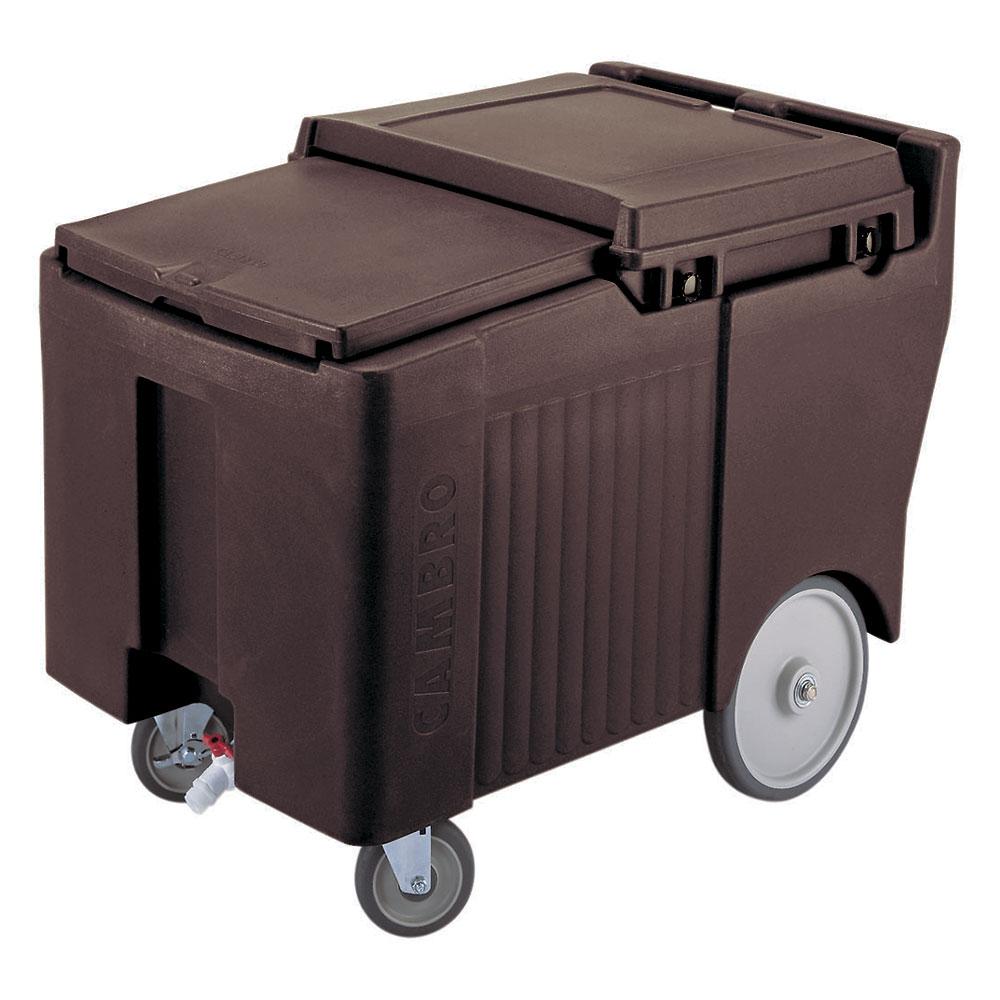 """Cambro ICS175LB131 175-lb Ice Caddy, Sliding, Flat Top, 29.25"""" H"""