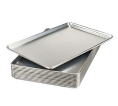 Win-Holt AP-1826 Aluminum Display Tray, 18 in x 26 in x 1 in Deep