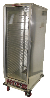 Win-Holt INHPL1836 Insulated Heater Proofer Holds 35-Pans w/ Clear Door
