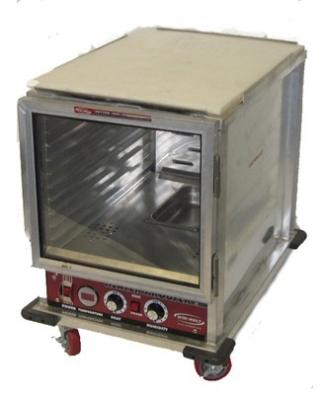 Win-Holt NHPL1810HH Undercounter Heater / Proofer, Holds 10-Pans, 120 V