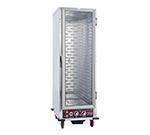 Win-Holt NHPL-1825-UNC Heater-Proofer Mobile Cabinet, Universal Runner, 28- Pans