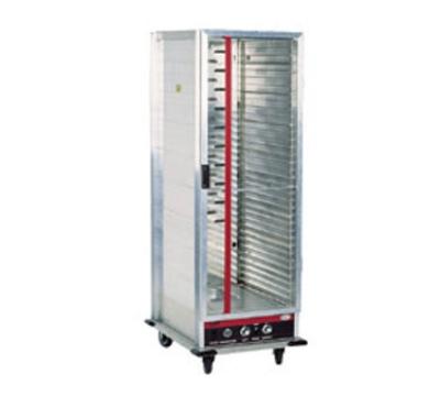 Win-Holt NHPL1836ECO Economy Heater-Proofer Mobile Cabinet, Angle Slides, 36-Full Pans
