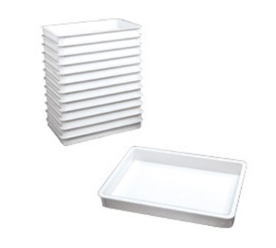 Win-Holt PD-18263 Pizza Dough Box, 18 in x 26 in x 3 in, Heavy Duty