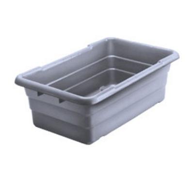 Win-Holt WHPL8GY Polyethylene Lug, 16 in x 25 in x 8 in, 100 l